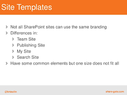 step into the sharepoint branding world tools and techniques
