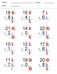 kindergarten math worksheets maths 13 best images of tracing