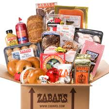zabar s gift baskets 10 gift cards zabar s december 2010