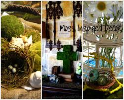 3 moss home decor ideas to help you embrace spring inspired by