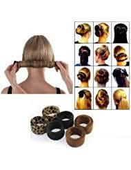 bun accessories bun crown shapers beauty personal care