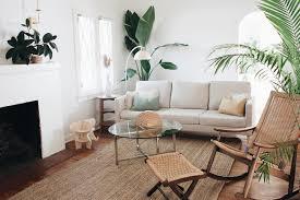 a living room refresh calivintage
