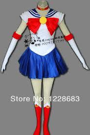 Sailor Moon Halloween Costume Buy Wholesale Sailor Moon Cosplay Costume China Sailor