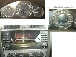 mercedes benz clk class questions how to set clock on 2006 clk