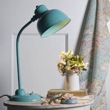 Blue Table Lamp Newark Desk Lamp Integrated Led Light Table Lamps Jim Lawrence