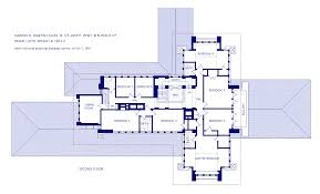 usonian home plans house plan lloyd wright martin house complex reflect fr luxihome