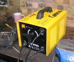 types of arc welder