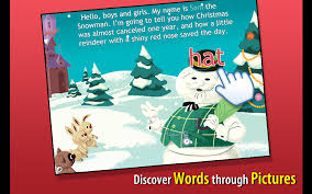 rudolph the nosed reindeer appstore for android