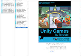 unity networking tutorial pdf download unity games by tutorials make 4 complete unity games from