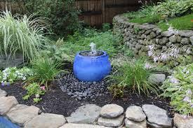 diy yard fountain home outdoor decoration