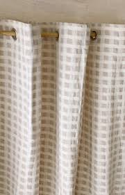 Cotton Shower Curtains Vinyl No More Birch Fabric Shower Curtain