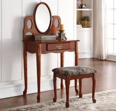bedroom furniture sets table with mirror vanity bedroom table