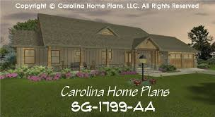 Carolina Home Plans Small Craftsman Style Home Plan Sg 1799 Sq Ft Affordable Small
