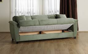 Sleeper Sofa Prices Sectional Sleeper Sofa With Storage And Pillows Centerfieldbar