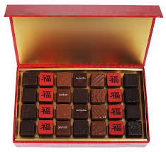 new year chocolate jean paul hévin launches new year bonbonsluxuo luxuo