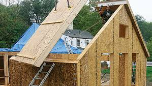 Sips Cabin Structural Insulated Panels Sips Fine Homebuilding