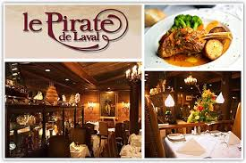 cuisine pirate 19 for 40 of delicious cuisine and drinks at le pirate de laval