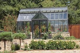 construction of the greenhouse u2013 garden soiree