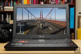 asus gaming laptop black friday asus u0027 rog strix gl502vs is a mid range and vr ready gaming laptop