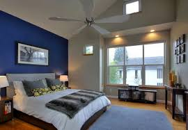 Blue Bedroom Color Schemes Modern Bedroom Design Within Blue Color Scheme Home Interior