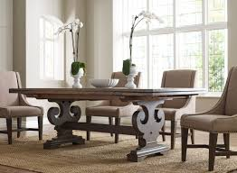 greyson crawford refractory extendable dining table from kincaid