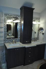 bathroom vanities and cabinets bathroom vanity with hutch home designs djkambennettgraphics