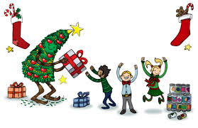 the snaps blog gift giving christmas tree