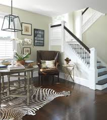 White Walls Grey Trim by Staircase Trim Ideas Living Room Scandinavian With Gray Trim