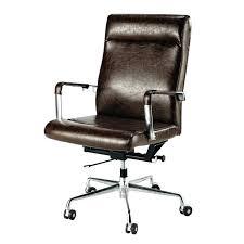 fauteuil bureau industriel chaise de bureau style industriel amacnager bureau fauteuil de