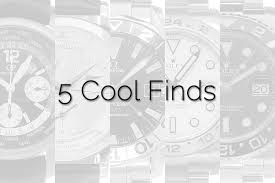 5 cool finds 5 multiple time zones watches to inspire the