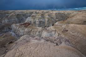 Bad Lands Ah Shi Sle Pah Is New Mexico U0027s Little Known Badlands