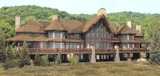 luxury cabin floor plans bedroom pendleton estate log homes cabins and home floor plans for