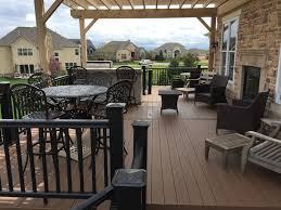 How To Build A Pergola On An Existing Deck by Columbus Pergola Builder