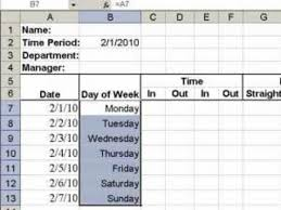 how to make a timesheet in excel dc design business card templates design