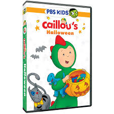 Halloween Dvd Amazon Com Caillou Caillou U0027s Halloween Movies U0026 Tv
