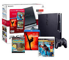 best black friday deals on blu rays black friday sony ps3 slim 160gb bundle with uncharted 2 pixel