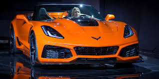 corvette first look 2019 chevy corvette zr1 is faster more powerful than ever