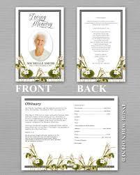 Funeral Bulletin Templates 28 Funeral Bulletin Templates Funeral Bulletin Template For