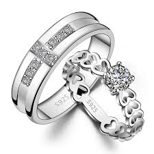 his and hers ring set his and hers ring 20 best his and hers wedding rings images on
