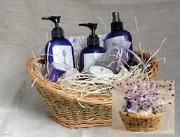 Bathroom Gift Baskets Deluxe Gift Basket Gift Baskets Peace Valley Lavender Farm