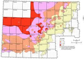 The Dakota Floor Plan by Kgs Water Resources Of The Dakota Aquifer Geochemistry