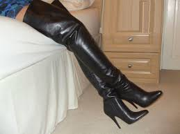 womens boots ebay uk ebay leather a uk boot seller does well with high end thigh boots