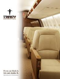 Aircraft Interior Design Brochure Aircraft Interiors Trinity Animation Blog