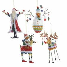 whimsical ornaments rainforest islands ferry