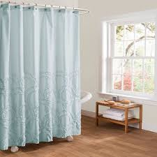 Shower Curtain At Walmart - lush decor esme shower curtain walmart com