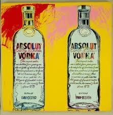 absolut vodka design absolut vodka launches andy warhol bottle artnet news