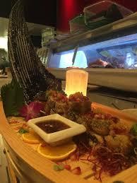 cuisine japonais sushi sushi création du chef menu midi cuisine