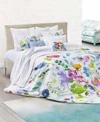 Purple And White Duvet Covers Bluebellgray Tetbury Meadow Duvet Sets Duvet Covers Bed U0026 Bath
