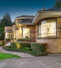 historical architectural style the art deco waterfall house home