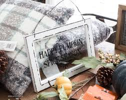 fall decor haul with michaels